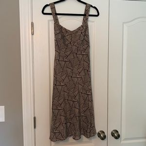 Ann Taylor Flowy Dress